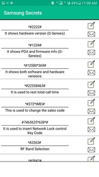 Secret Codes of Samsung Free: for Android - APK Download