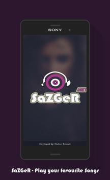 SaZGeR poster