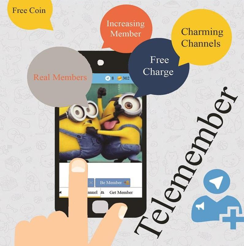 Rating: telemember get telegram channels members