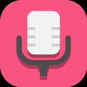 Wybieranie głosowe ikona