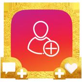 اینستا مارکت(فالوئر؛ ویو؛ لایک وکامنت اینستاگرام ) icon