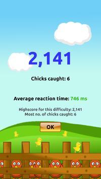Catchy Chick screenshot 1