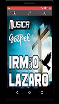 Irmão Lazaro poster