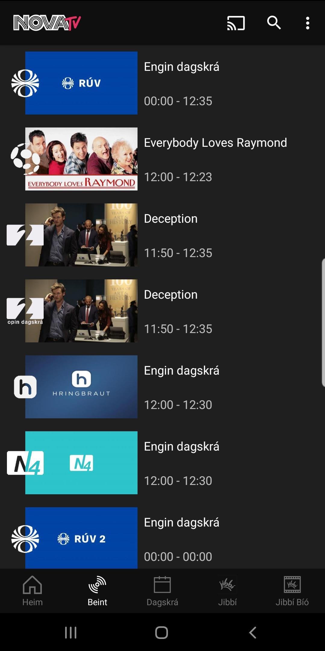 Nova Tv For Android Apk Download