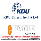 KDU CRM icon