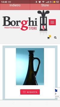 BorghiStore.it screenshot 1