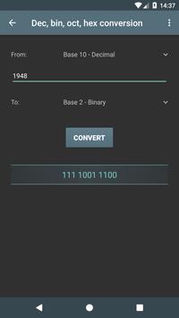 Computer Science Calculations screenshot 1