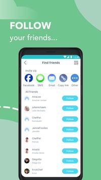 FoodTrail screenshot 2