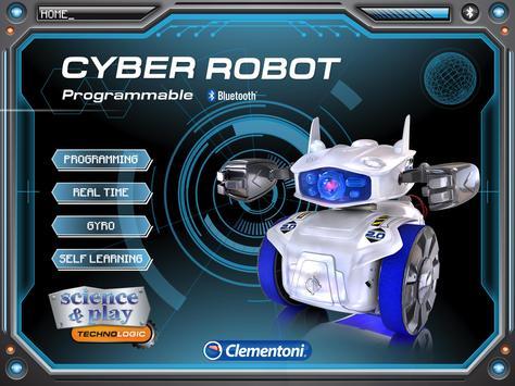 Cyber Robot poster