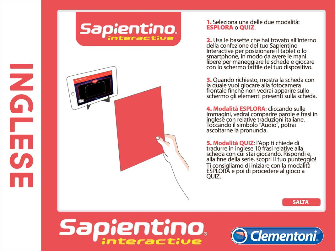 Sapientino Interactive Inglese For Android Apk Download
