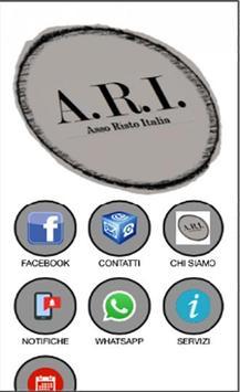 ARI Asso Risto Italia poster