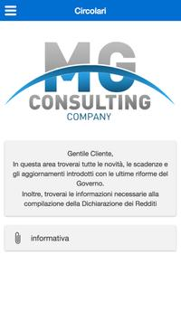 MG Consultingcompany poster