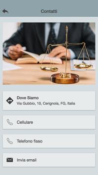 Studio Legale Borrelli screenshot 2