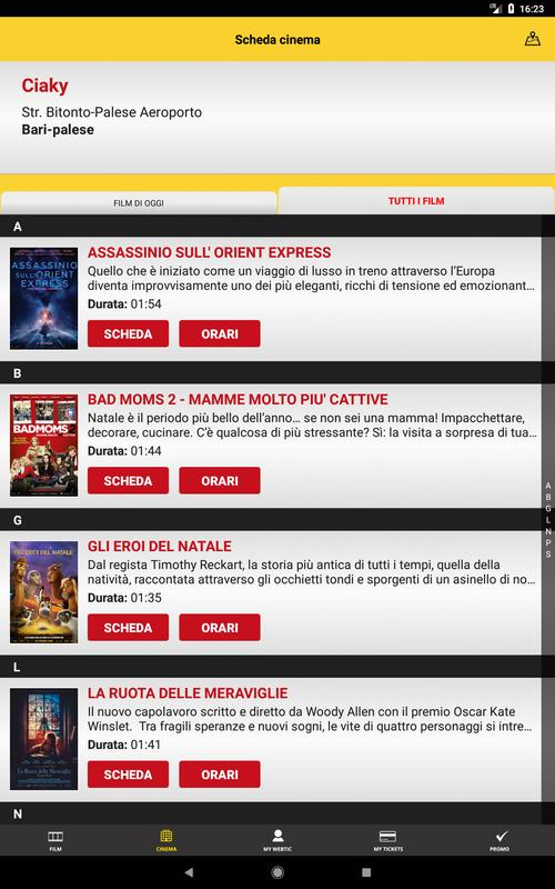 Webtic Ciaky Cinema for Android - APK Download