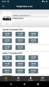 Webtic Giometti Cinema screenshot 3