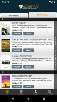 Webtic Giometti Cinema screenshot 1