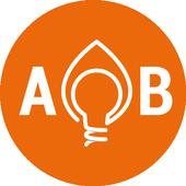 Amgas Blu App gas icon