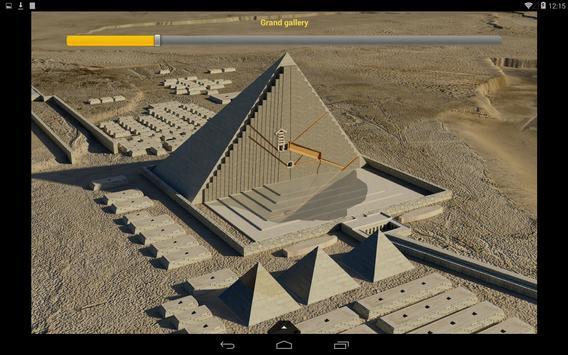 Ancient Egypt 3D (Lite) screenshot 13
