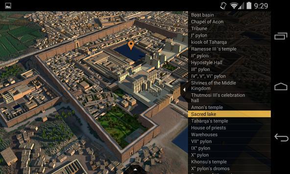 Ancient Egypt 3D (Lite) screenshot 17