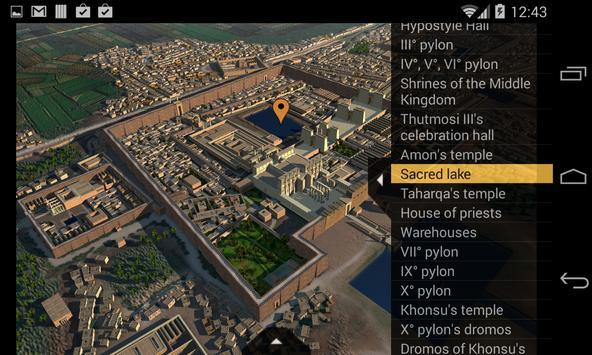 Ancient Egypt 3D (Lite) screenshot 1