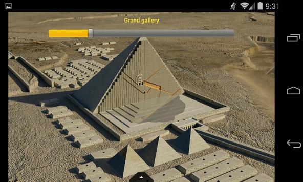 Ancient Egypt 3D (Lite) screenshot 21