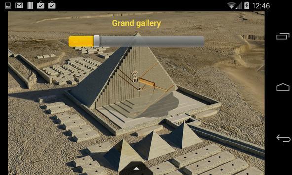 Ancient Egypt 3D (Lite) screenshot 5