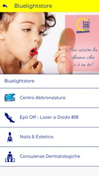 Bluelightstore screenshot 2