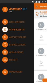 Ascotrade App gas e luce screenshot 1