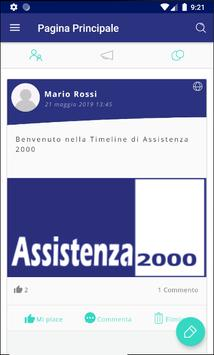 Assistenza 2000 poster