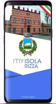 MyIsolaRizza poster