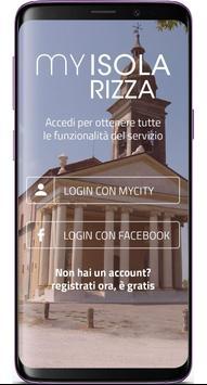 MyIsolaRizza screenshot 1