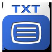 TxtVideo icon