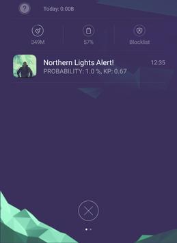 Northern Eye Aurora Forecast screenshot 7