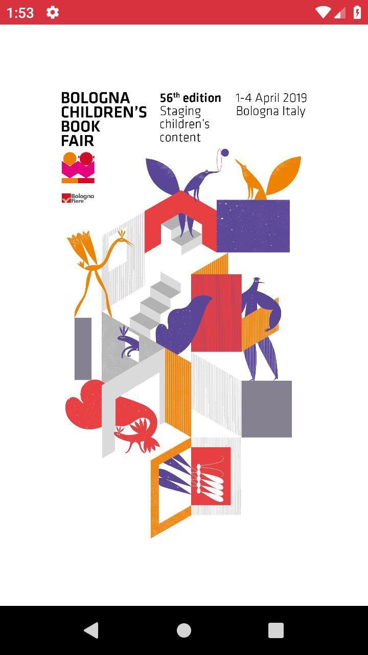 bologna childrens book fair 2019 for