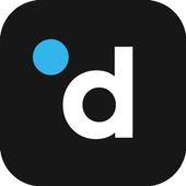 Dplay-icoon