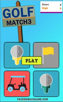 Golf Match 3 screenshot 6