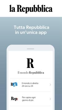 Repubblica.it poster