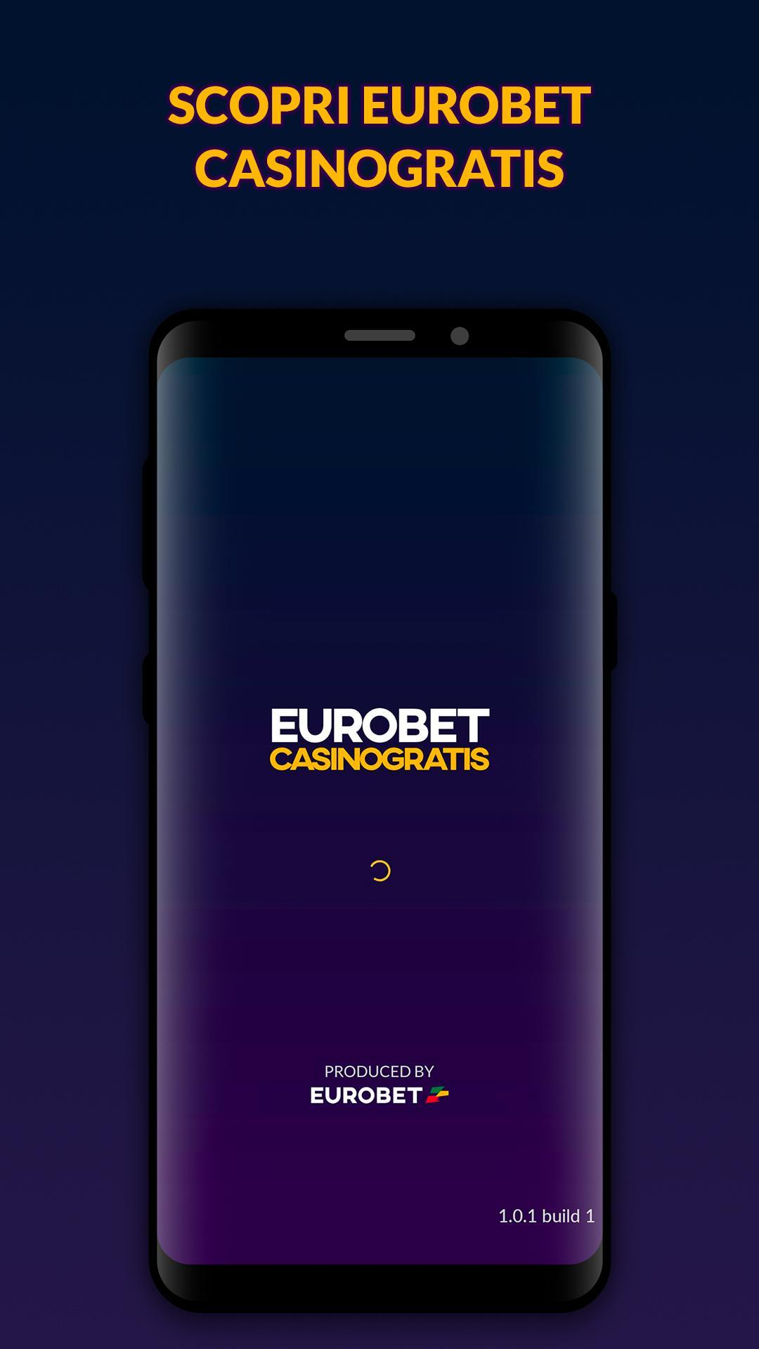 Eurobet Casino Gratis For Android Apk Download