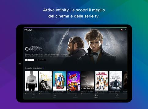 15 Schermata Mediaset Infinity