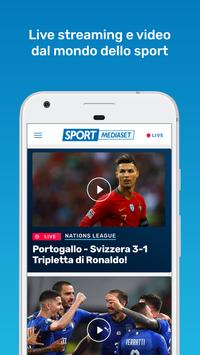 1 Schermata SportMediaset
