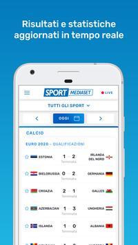 6 Schermata SportMediaset