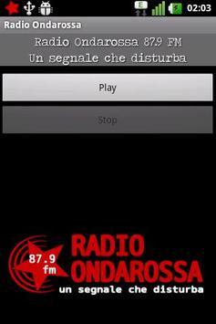 Radio Ondarossa poster