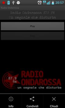 Radio Ondarossa screenshot 2
