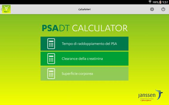 PSA DT Calculator screenshot 7