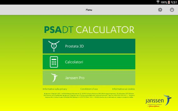 PSA DT Calculator screenshot 8