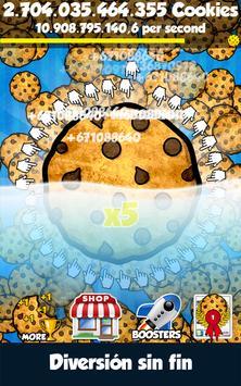 Cookie captura de pantalla 3