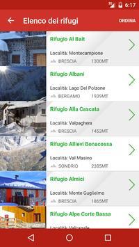 Rifugi di Lombardia screenshot 2