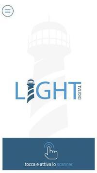 Light Digital poster