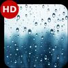 Dźwięki z deszczem ikona