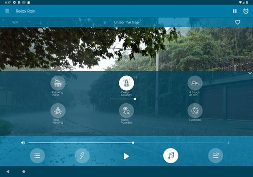 Relax Rain screenshot 11